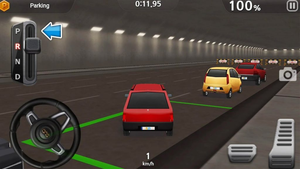 game dr driving ringan