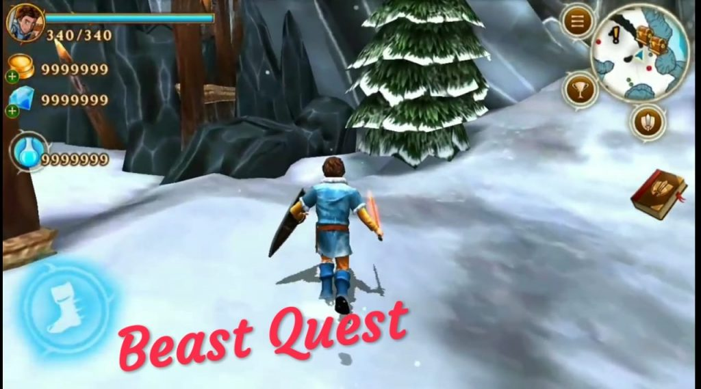 game beast quest di android