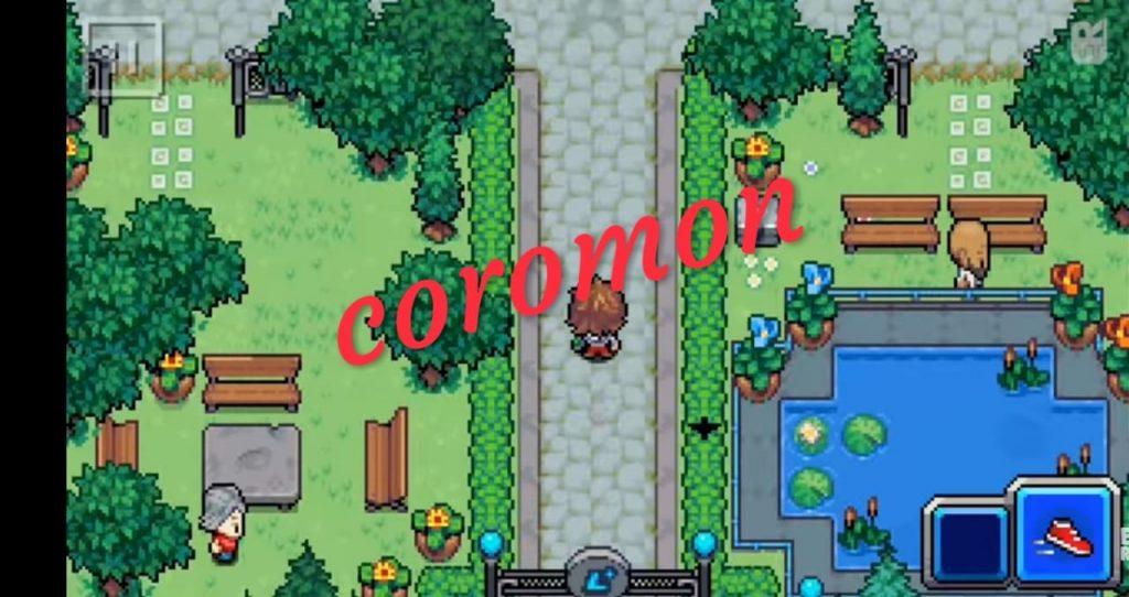 game coromon