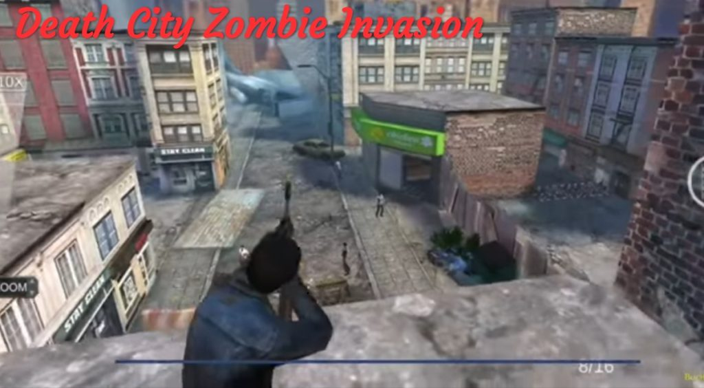 game android petualangan death city zombie invasion