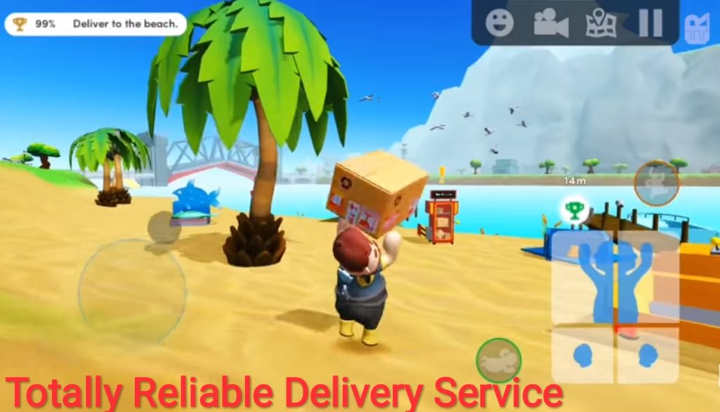 game android delivery