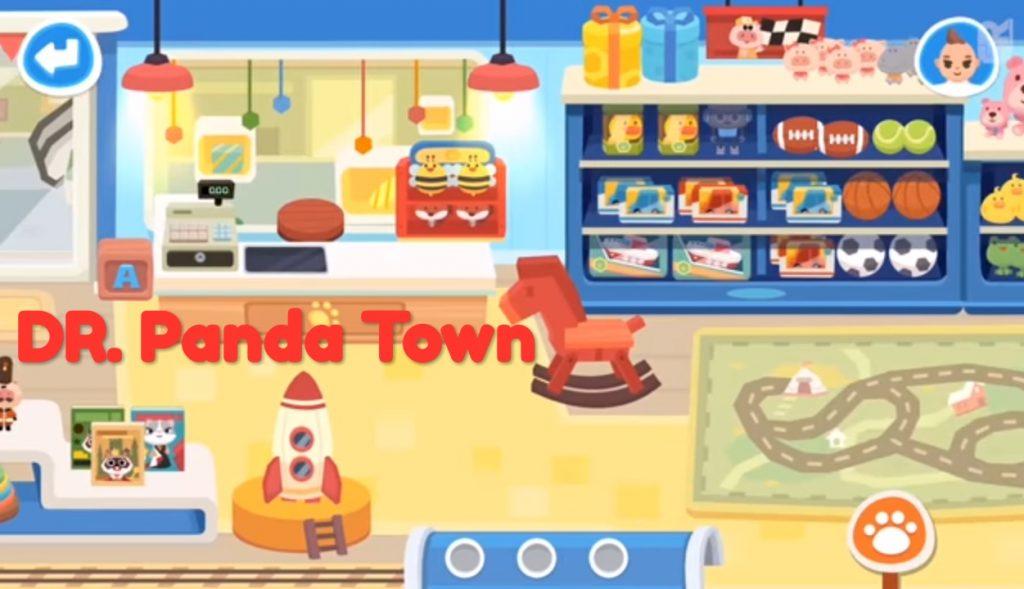 game dr panda town