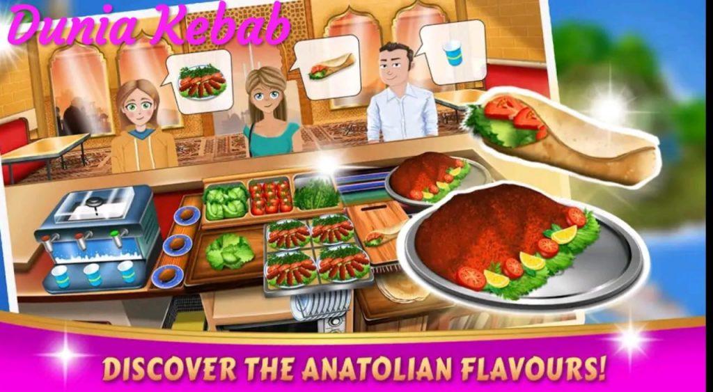 game memasak dunia kebab