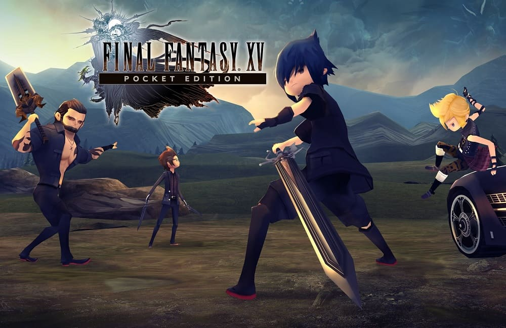 game offline final fantasy XV