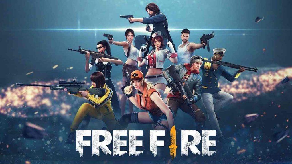 game perang free fire