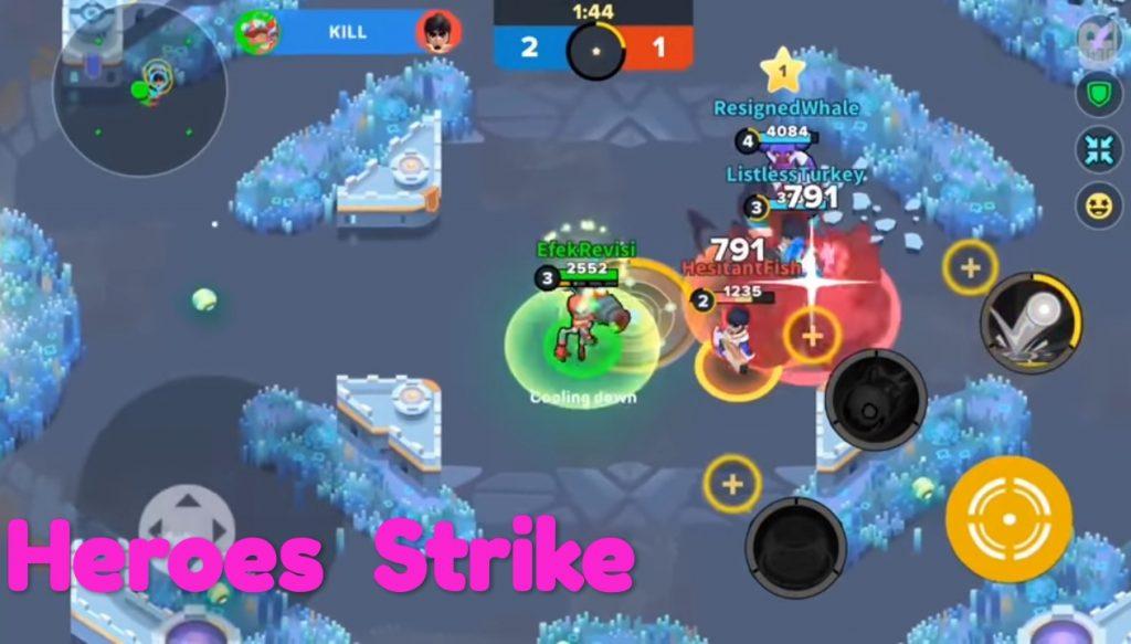game heroes strike