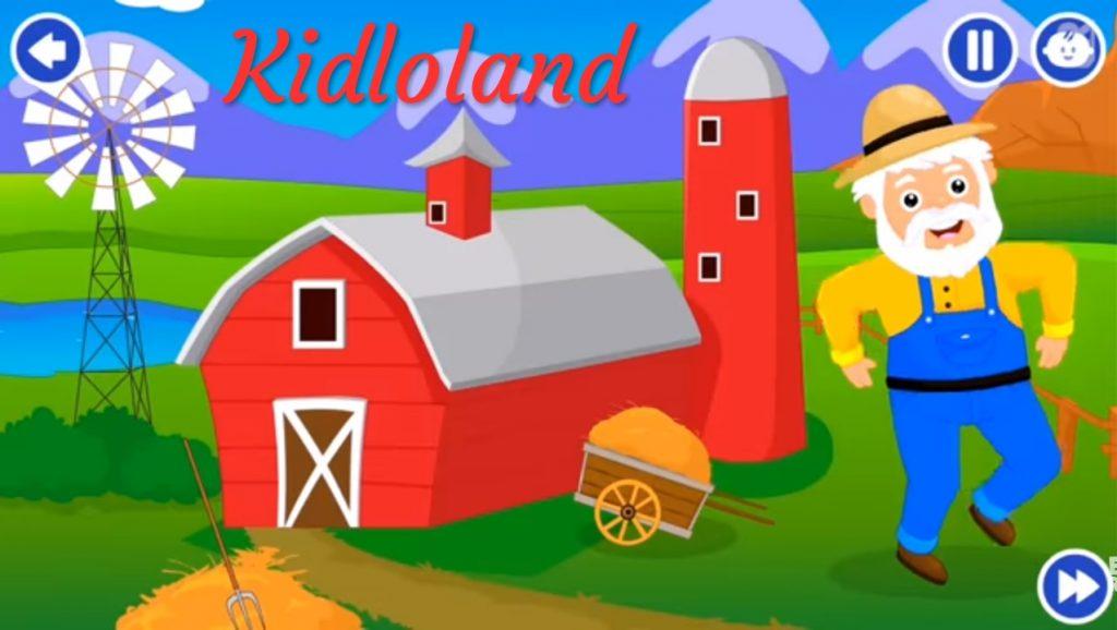 game kiloland untuk anak