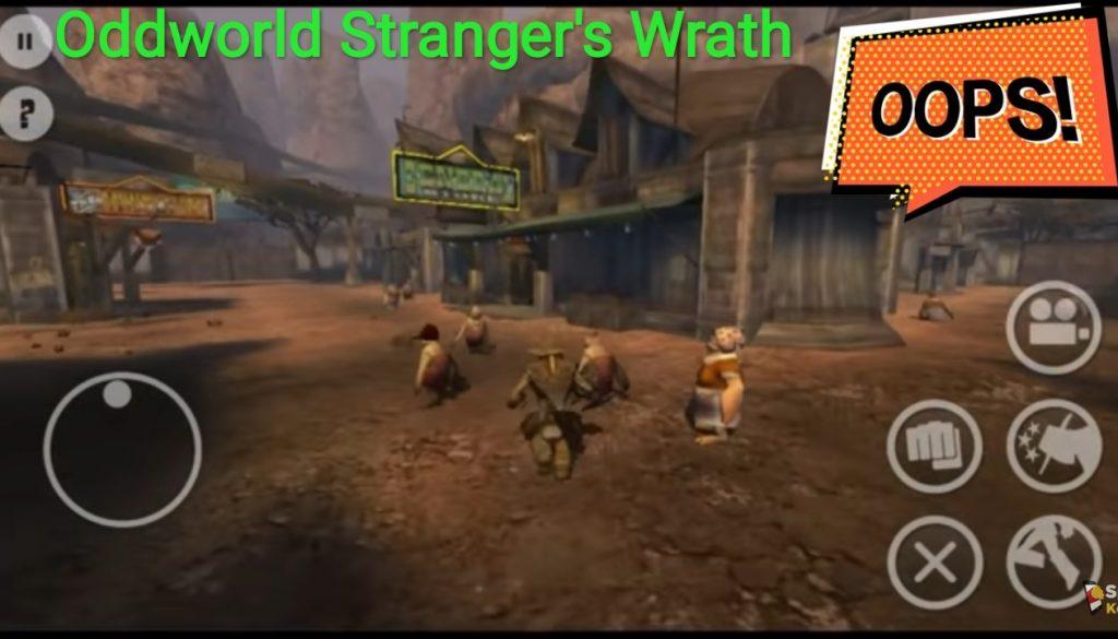 odd world stranger wrath