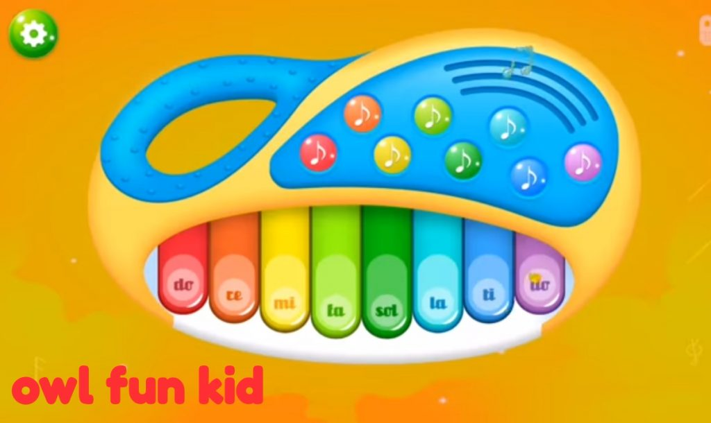 own fun kid game android anak