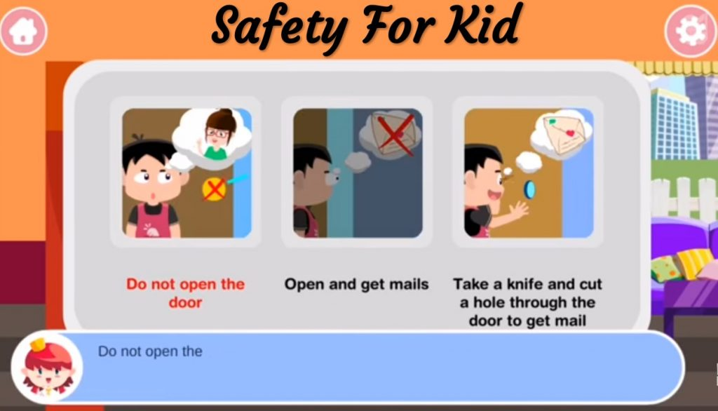 game safety for kids