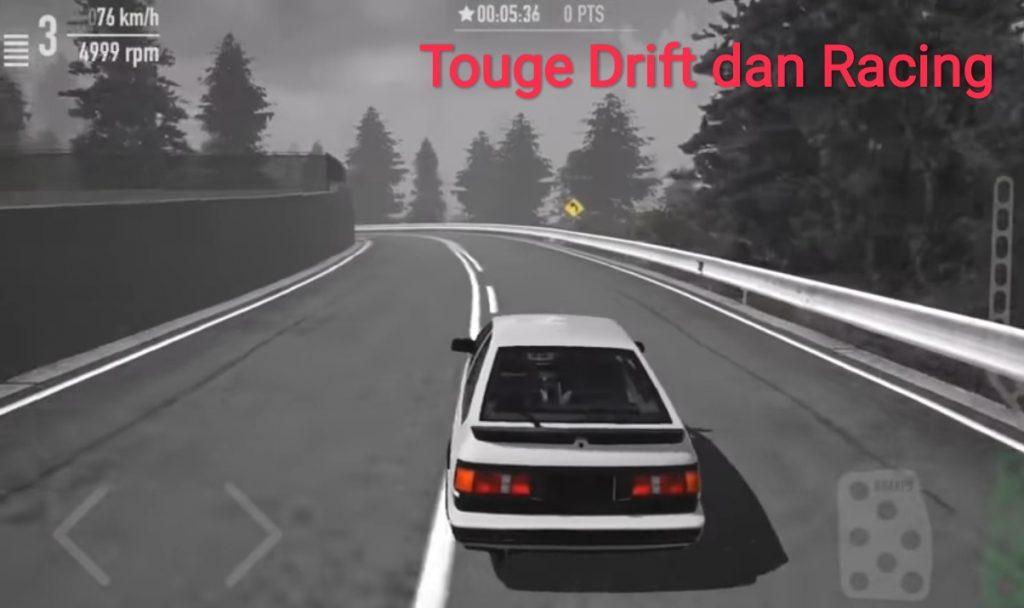 game touge drift