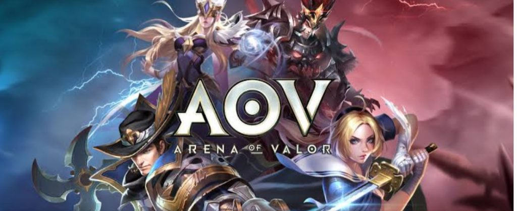 Game online android AoV