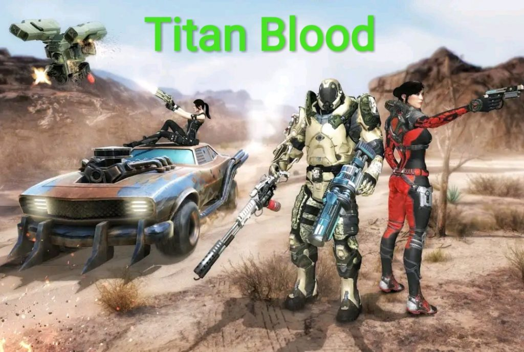 game titan blood