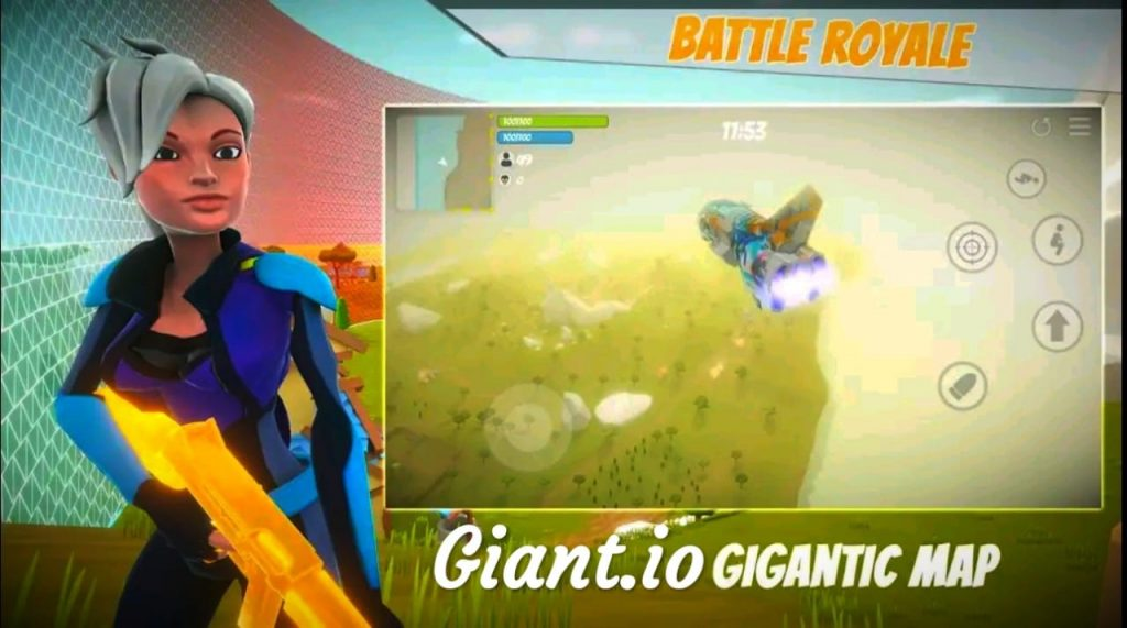 game battle royale
