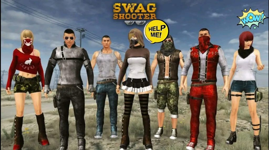 Game offline android battle royale