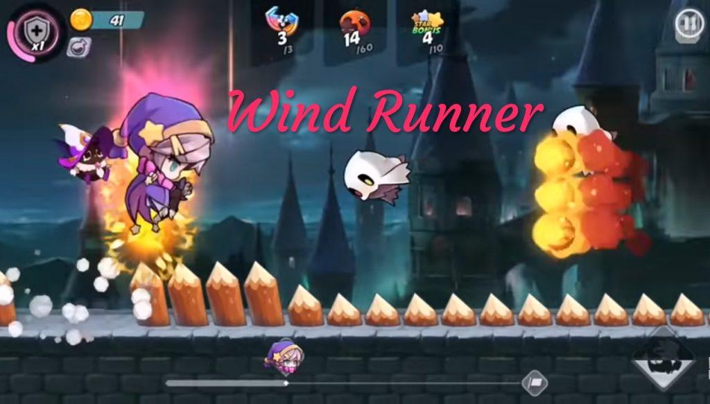 game wind runner
