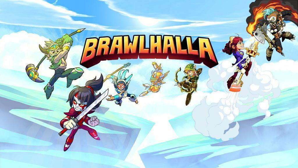 Game ringan di pc Brawlhalla