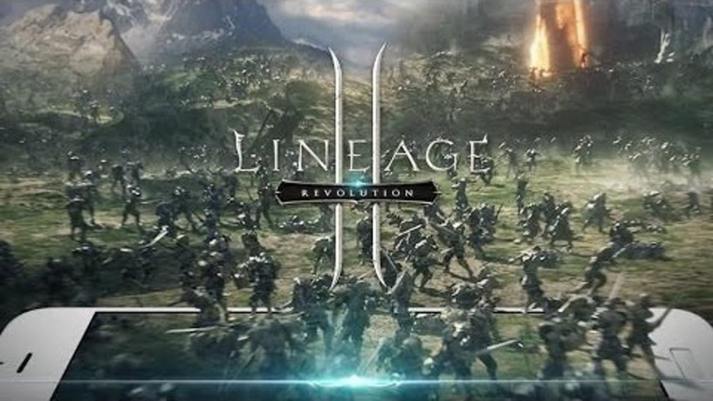lineage 2 revolution game android online seru