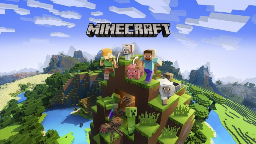 game ringan di pc minecraft