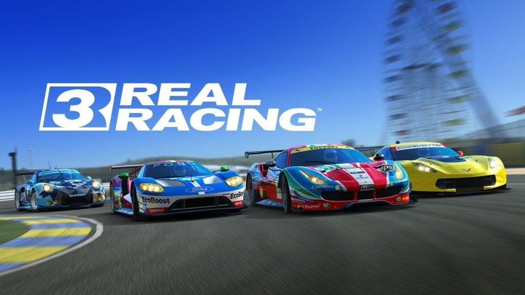 game android online seru real racing