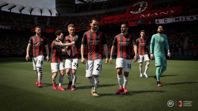 FIFA 21 tanpa VAR di dalamnya