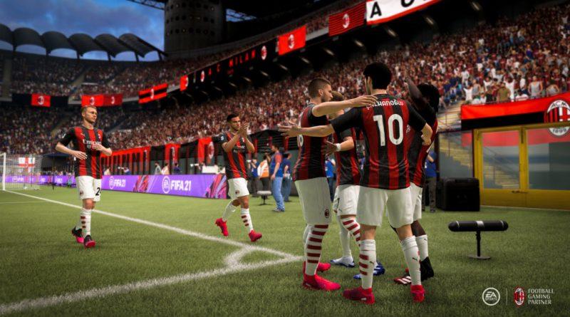 Hengkang Dari PES, AC Milan Merapat Ke FIFA