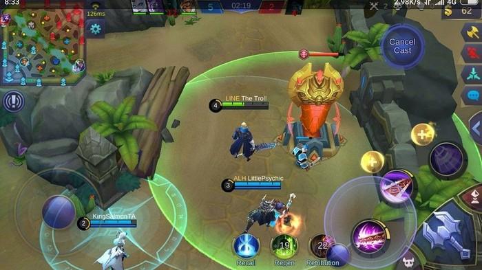 kesalahan bermain fighter mobile legends