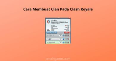 Cara Membuat Clan Clash Royale Yang Baru Dan Mudah