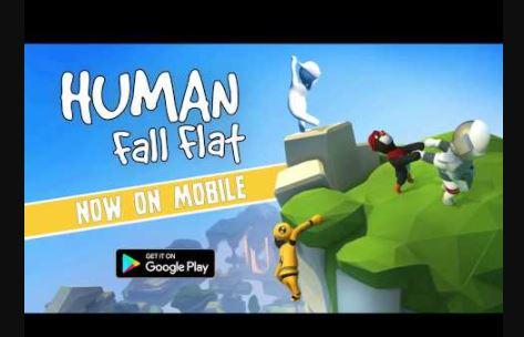 human fall game android mirip fall guys