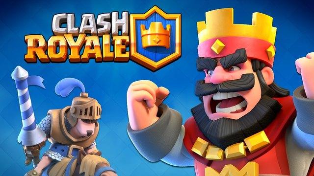 Game Clash Royale Strategi Perang Penuh Intrik Real Time