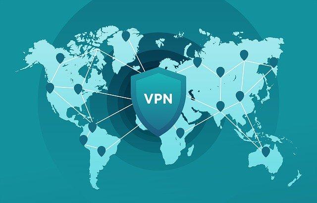 menstabilkan ping dengan VPN