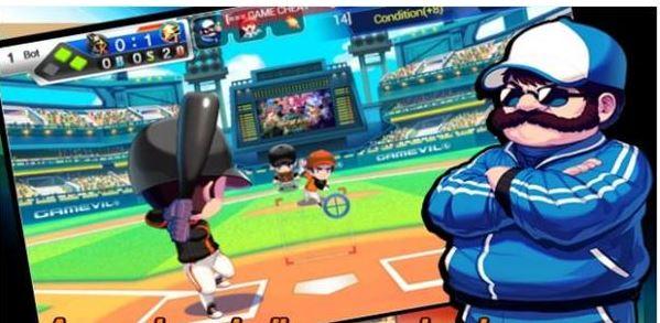 game bertema olahraga baseball
