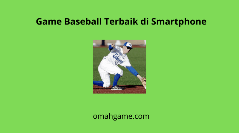 Game Baseball di Smartphone
