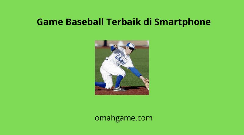 Game Baseball di Smartphone