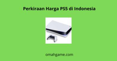 Segini Perkiraan Harga PS5 Di Indonesia