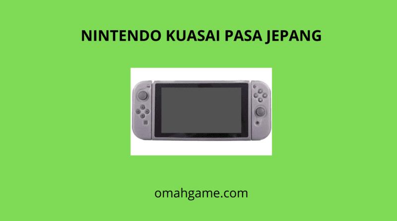 Nintendo Switch Kuasai 87% Penjualan Console di Jepang