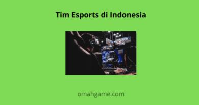 5 tim esport terbesar di Indonesia