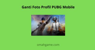 cara mengganti foto profil PUBG Mobile