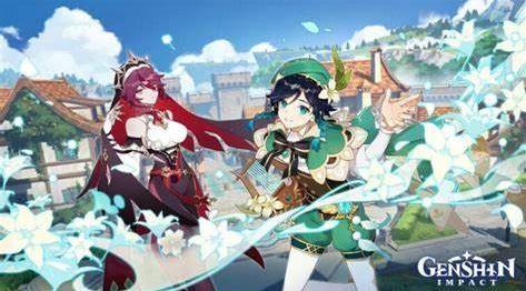 Game Genshin Impact terbaru