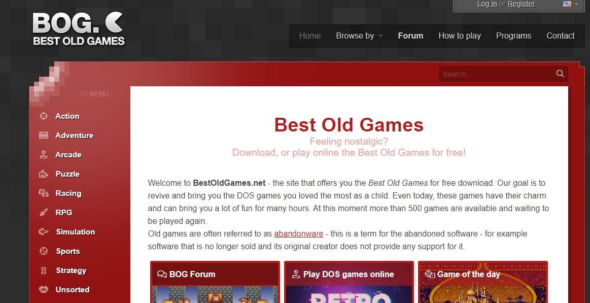 situs download game pc best old games