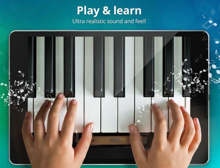 Permainan android musik
