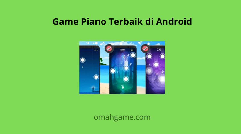 game piano terbaik di Android