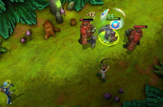 game yang mirip mobile legends
