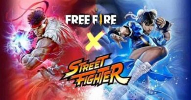 Free Fire Dan Street Fighter V Umumkan Kolaborasi