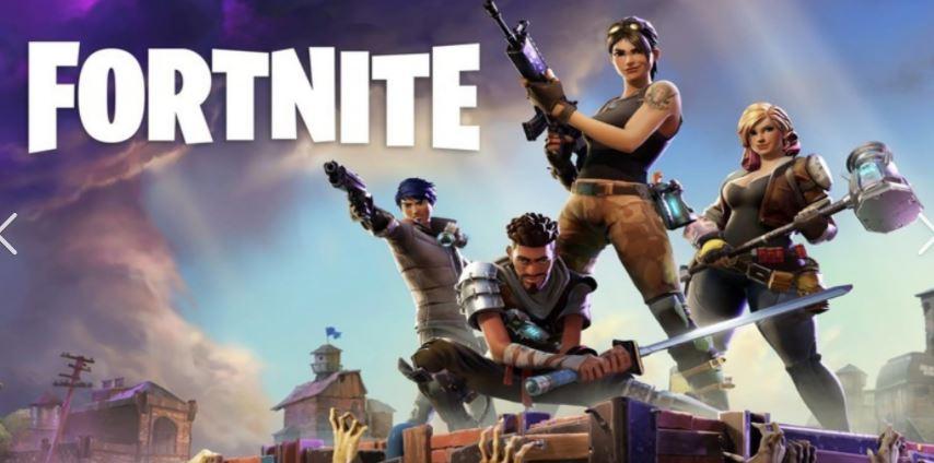 permainan Fortnite