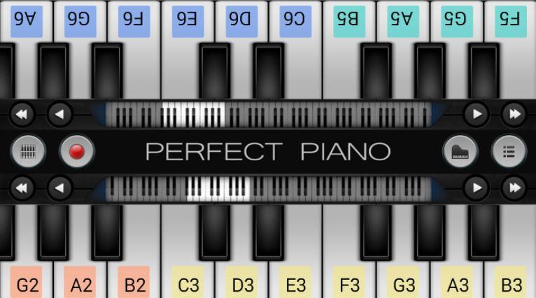 Game Piano Offline Terbaik Di Android Perfect Piano