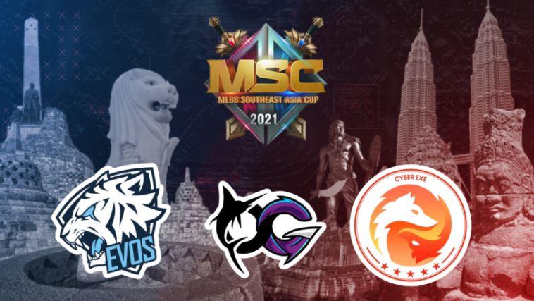MSC 2021 yang penuh gengsi