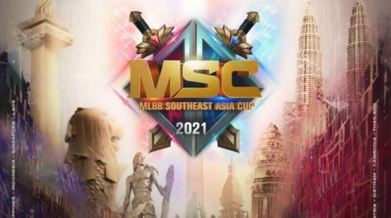 Turnamen Mobile Legends MSC 2021