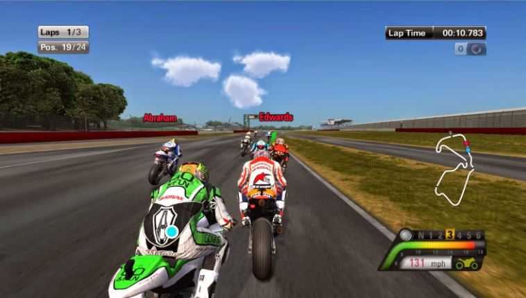 game MotoGP Android MotoGp 2014