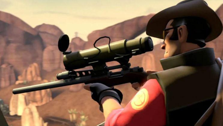 Sniper Team Fortress 2